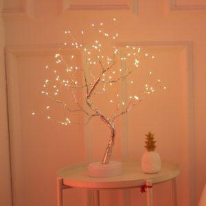 LED svítící stromeček IDEA