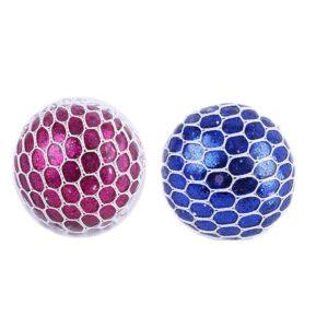 Třpytivý antistresový míček