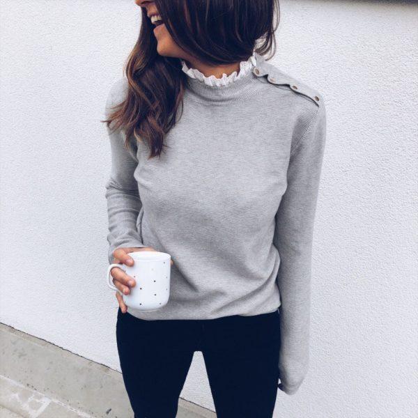 Dámský elegantní svetr Rita