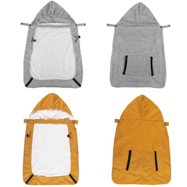 Ochranná teplá kapsa na nosítko