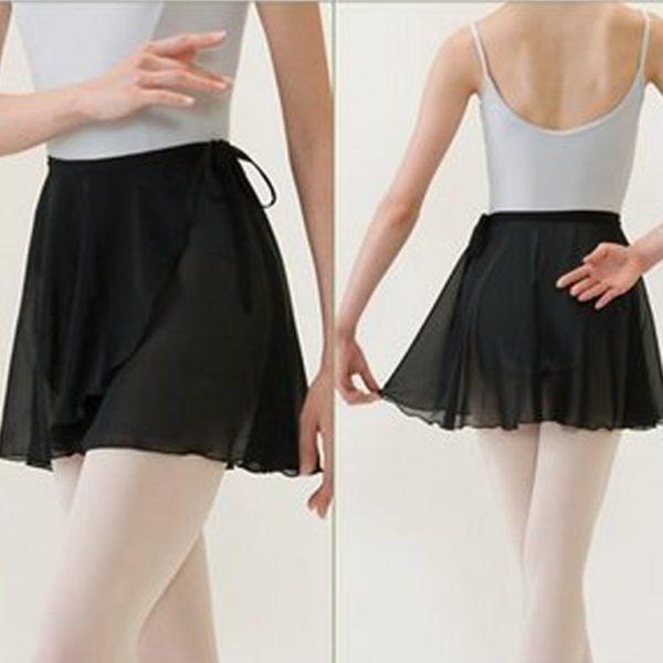 Baletní sukně zavinovací