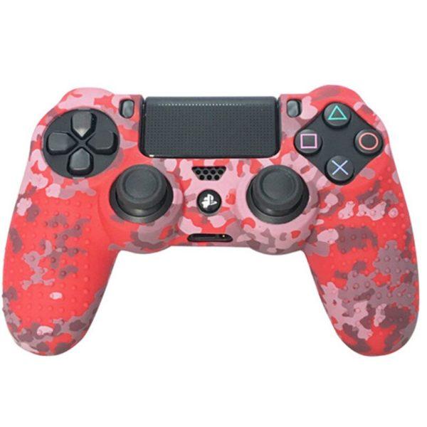 Stylové ochranné pouzdro ovladače gamepadu pro PS4