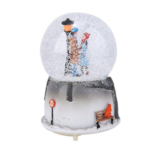 Hrací sněžítko Vločka