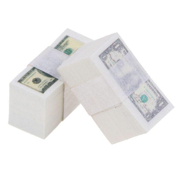Miniaturní hrací peníze