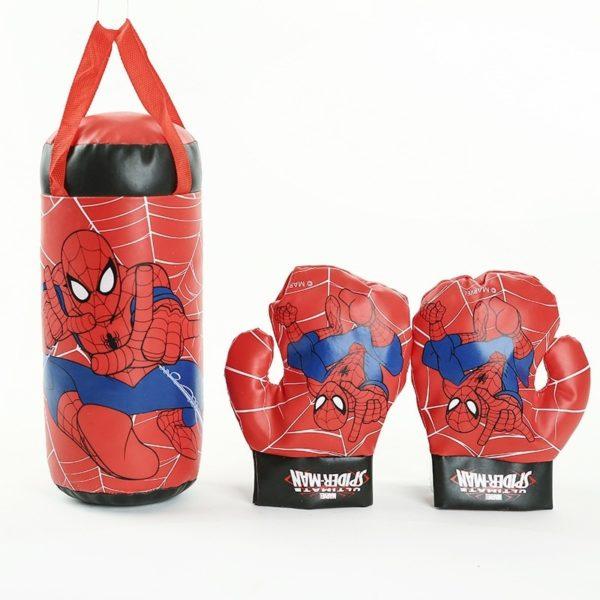 Boxovací sada - motiv oblíbené akční postavy