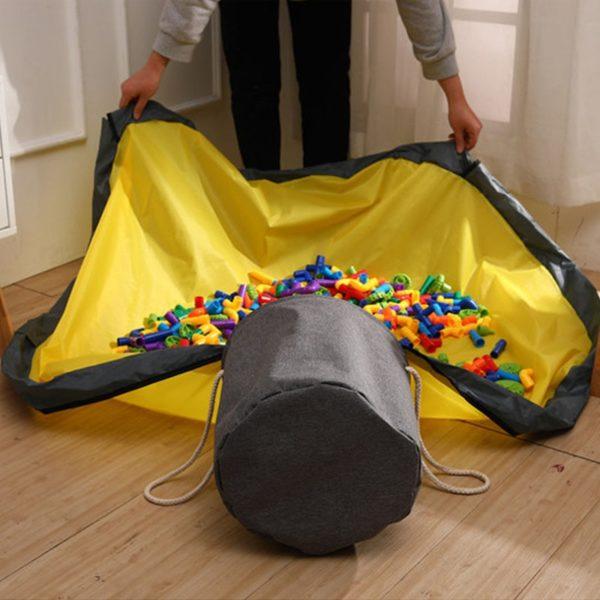 Úložný vak na dětské hračky