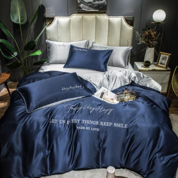 Hebvábné povlečení na postel