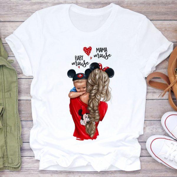 Krásná trička s motivem mateřské lásky