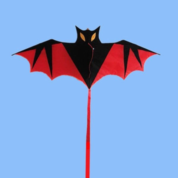 Létající drak v podobě netopýra