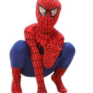 Kids Red Spiderman
