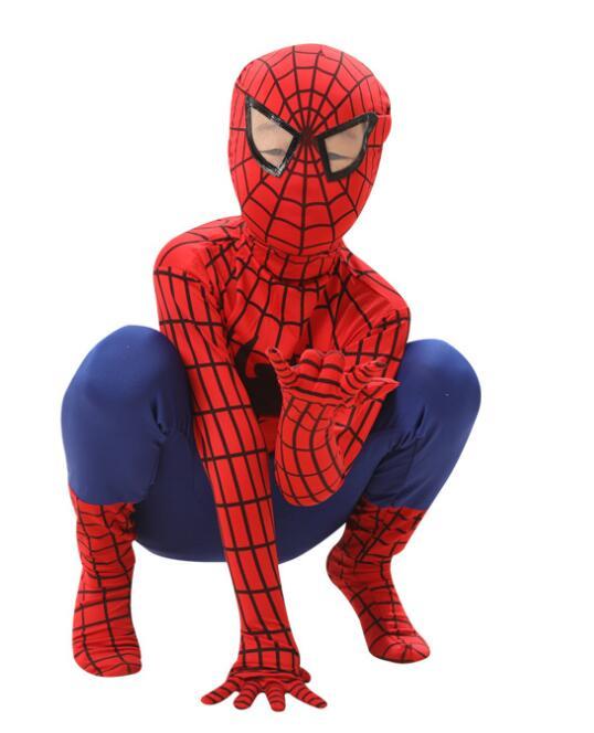 Halloweenský kostým Spiderman