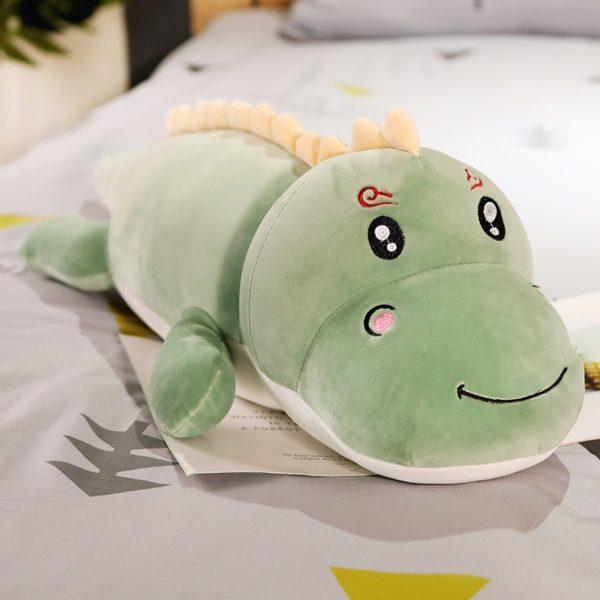 Plyšový dinosaurus