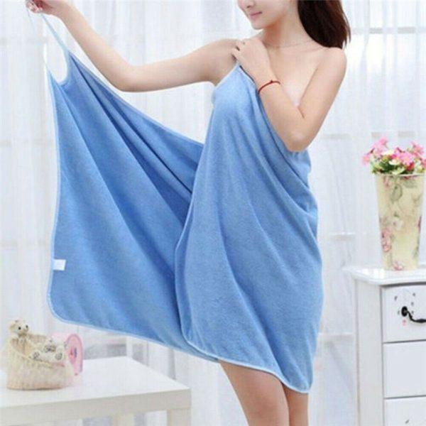 Zavinovací ručník - dámské letní plážové šaty
