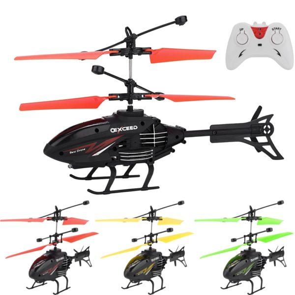 Vrtulník na dálkové ovládání - dětský dron