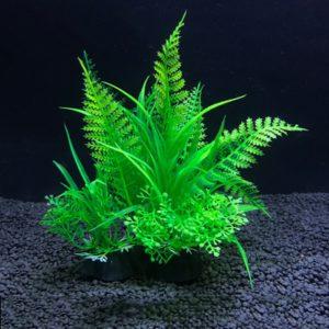 Umělé rostliny akvária