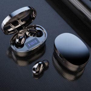 Bezdrátová bluetooth sluchátka s potlačením okolního hluku