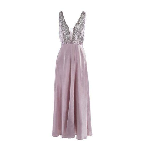 Luxusní společenské plesové šaty