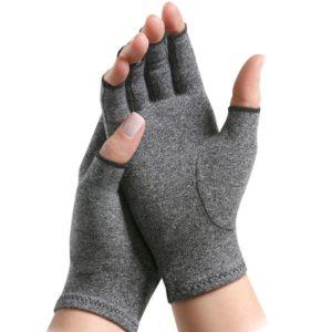 Kompresní zdravotní elastické rukavice