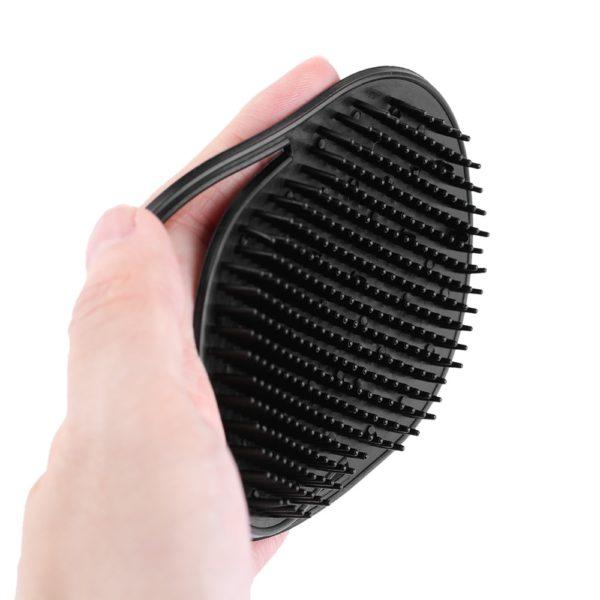 Malý kapesní pánský hřeben na vlasy a vousy