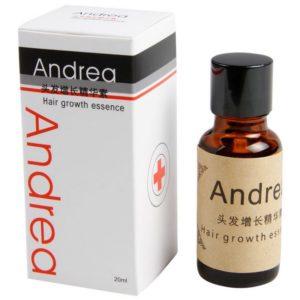 Organická esence na podporu růstu vlasů a vousů ANDREA