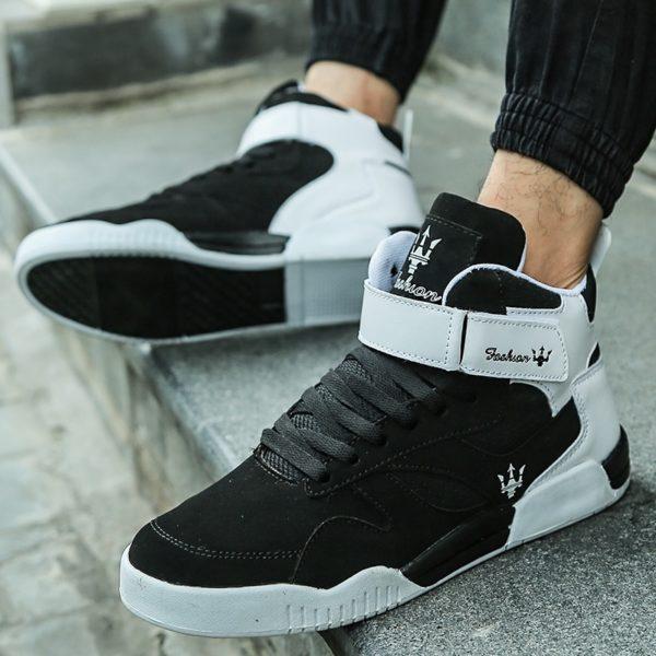 Pánské kotníkové sneakers boty Super Boots XJ