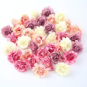 Dekorativní umělé květiny