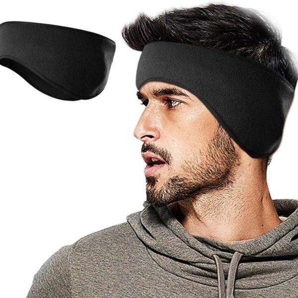 Zimní sportovní čelenka pro muže i ženy