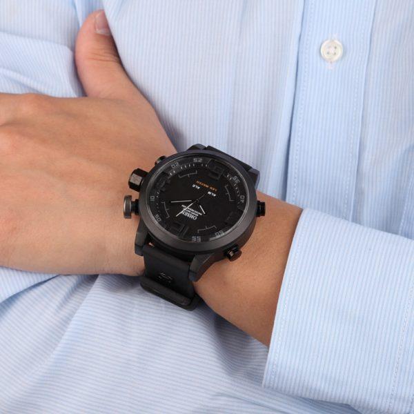 Originální voděodolné pánské hodinky