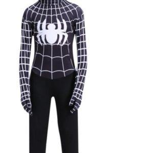 Kids Black Spiderman