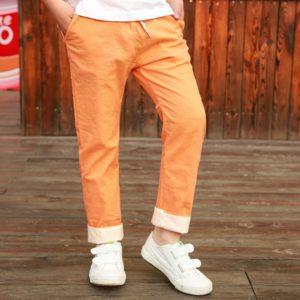 Tenké letní kalhoty
