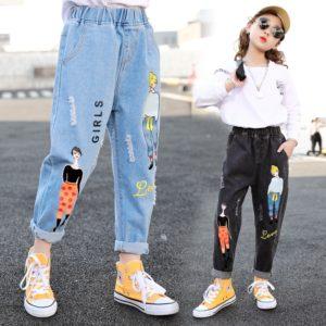 Super džíny s obrázky