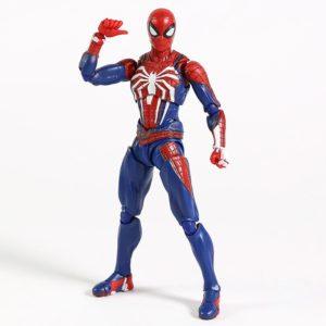 Dětská postavička akčního hrdiny - Spiderman
