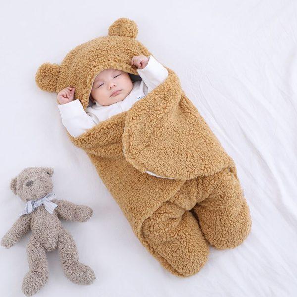 Spací pytel pro miminko TEDDY BEAR