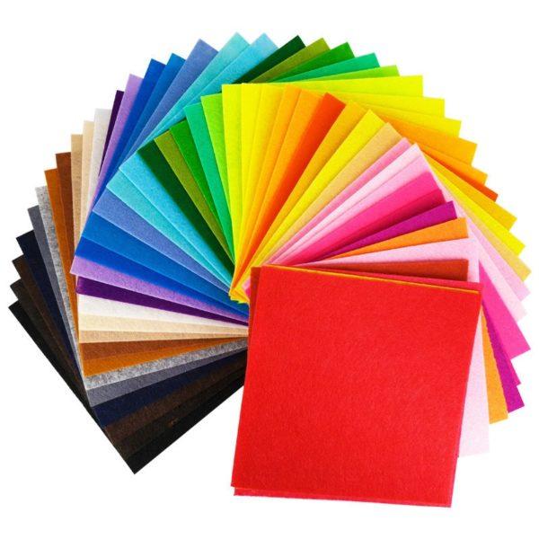 Pěnový papír pro kreativní tvoření