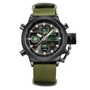 Pánské armádní hodinky