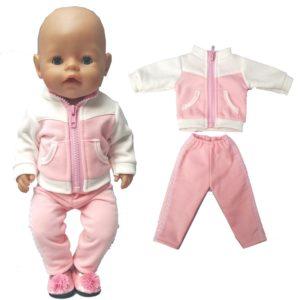 Souprava oblečení pro panenku Jodi