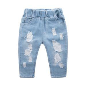 Roztrhané džíny pro chlapce