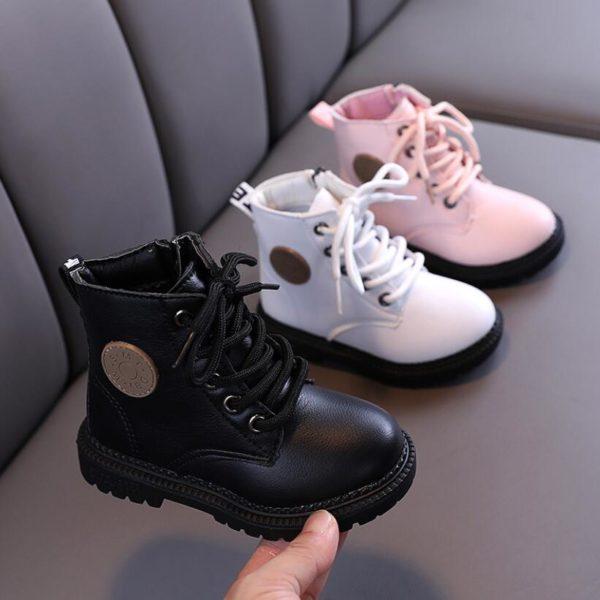 Vodotěsné kotníkové boty