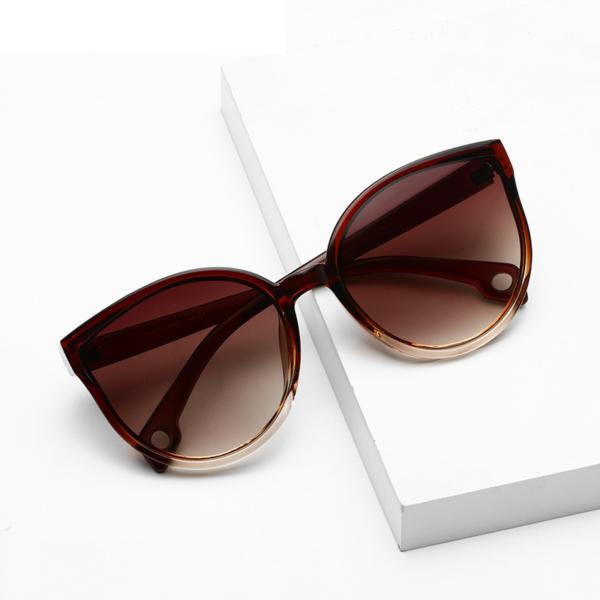 Jednoduché dámské sluneční brýle