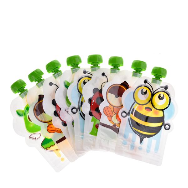 Plnitelné kapsičky pro děti