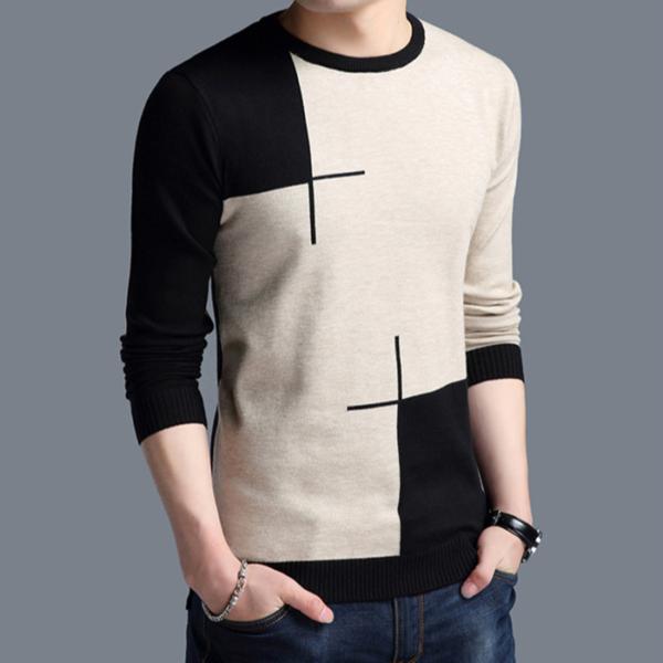 Pánský elegantní svetr Jason