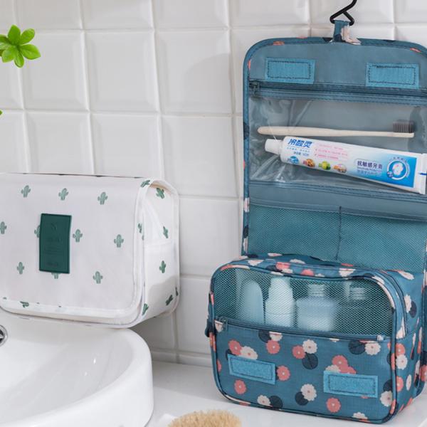 Cestovní vodotěsná taška na hygienu a kosmetiku