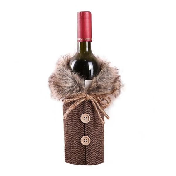 Multifunkční obal na víno