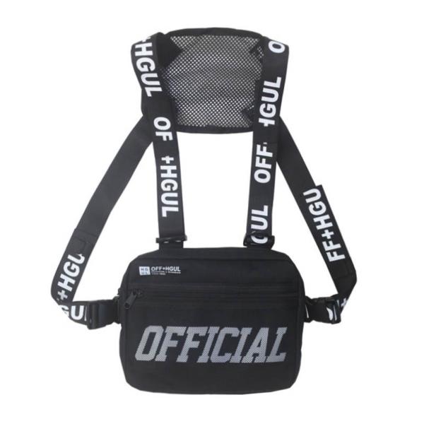 Praktická bederní nastavitelná taška