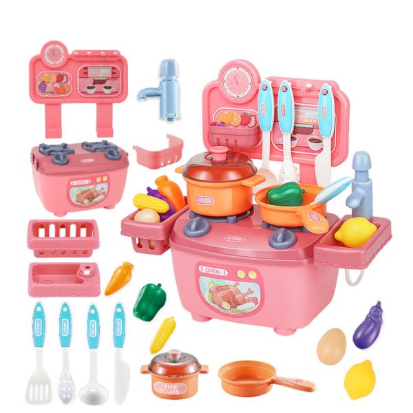 Dětská kuchyňka - 2 barvy