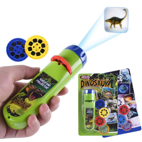 Dětský projektor s obrázky