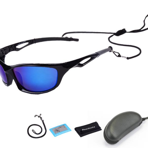 Sluneční sportovní polarizované brýle s boxem