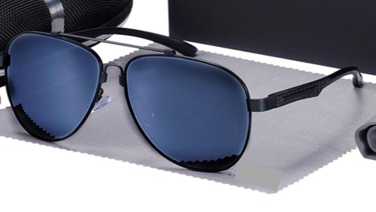 Vysoce kvalitní polarizované sluneční brýle pro muže