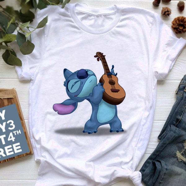 Dámské tričko Stitch