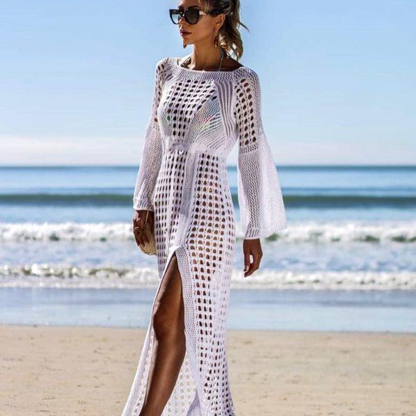 Dámské letní síťované šaty Elis